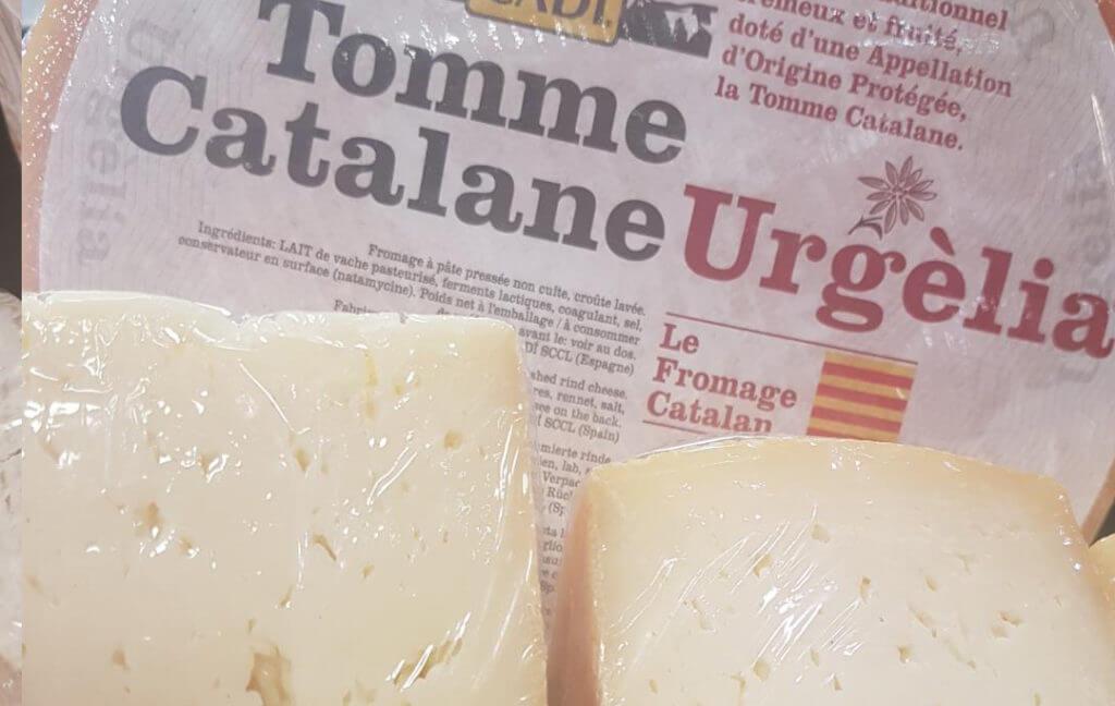 fromage catalan Boucherie Charcuterie Jeannot Esteve à Argelès-sur-mer 66700