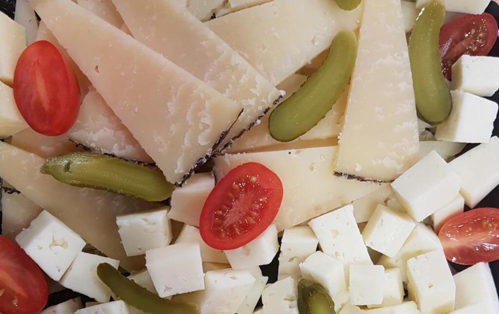 plateau de fromage Boucherie Charcuterie Jeannot Esteve à Argelès-sur-mer 66700