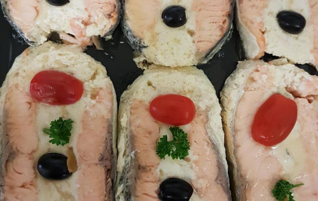 saumon Boucherie Charcuterie Jeannot Esteve à Argelès-sur-mer 66700